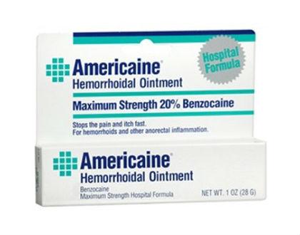 Americaine Hemorrhoidal Ointment