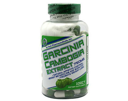 Hi-Tech Garcinia Cambogia Extract Supplement for Weight Loss