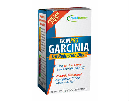 Applied Nutrition GCM-PRO Garcina Fat Reduction Diet Supplement for Appetite Suppression