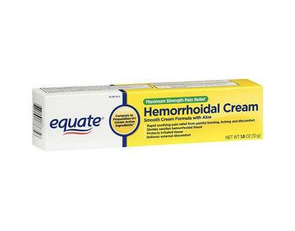 Equate Hemorrhoidal Cream
