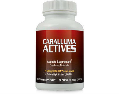 Caralluma Actives Supplement for Weight Loss