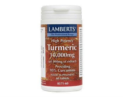 Lambert's High Potency Turmeric supplement
