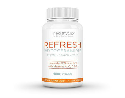 REFRESH Phytoceramides HealthyClip supplement