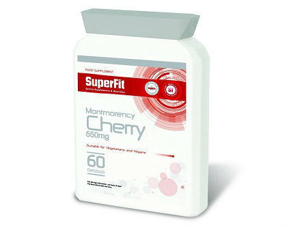 SuperFit Cherry Supplement to Ease Joint Pain