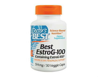 Best EstroG-100 by Doctor's Best Science Based Nutrition Review