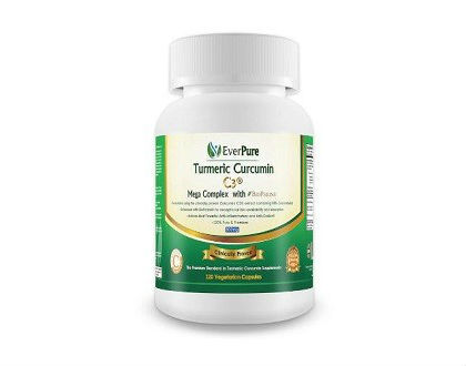 EverPure Turmeric Curcumin supplement