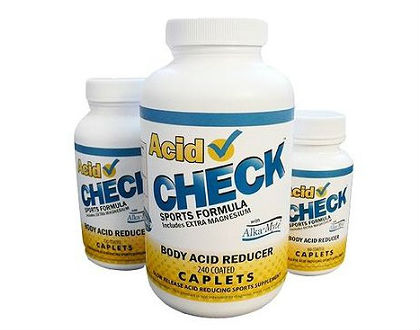 Acid Check – Gout Supplement to Control Gout