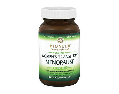 Women's Transition Menopause by Pioneer
