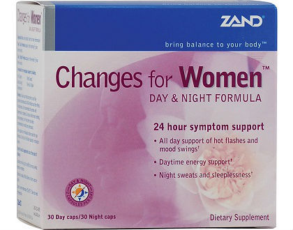 Zand Changes for Women Day and Night Formula