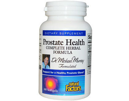 Dr. Murray's Prostate Health Formula supplement