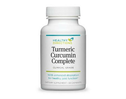 Healthy Directions Turmeric Curcumin Complete supplement