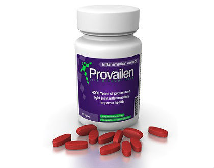 Provailen Natural Arthritis Pain Relief Supplement for Joint Pain Relief