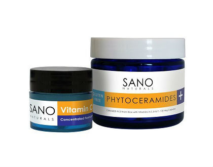 Sano Naturals Phytoceramides supplement