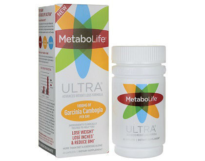 TwinLab Metabolife Ultra® Garcinia Cambogia Supplement for Weight Loss