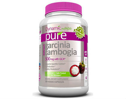 Garcinia Cambogia Extract by Dynamic Nutrition Supplement for Appetite Suppression