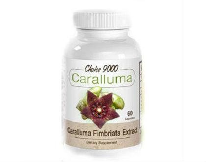 Choice 9000 Caralluma Supplement for Weight Loss