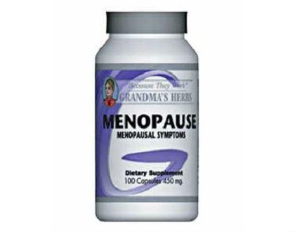 Grandma's Herbs Natural Menopause Relief