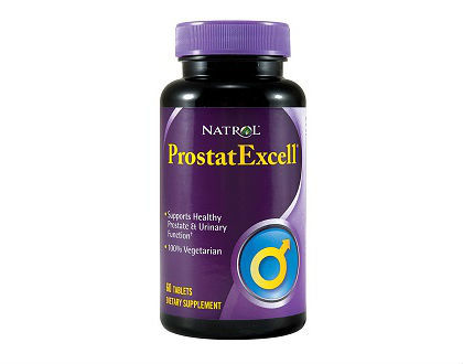 Natrol ProstatExcell supplement
