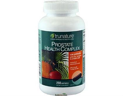 Trunature Prostate Health Complex supplement