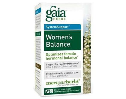 Gaia Herbs Women's Balance Spring Valley Herbs