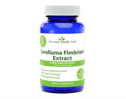 Botanical Health Labs Caralluma Fimbriata Supplement for Appetite Suppression