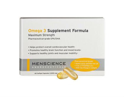 Best Men's Omega-3 Fish Oil