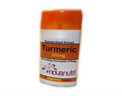 Novanutri Turmeric supplement
