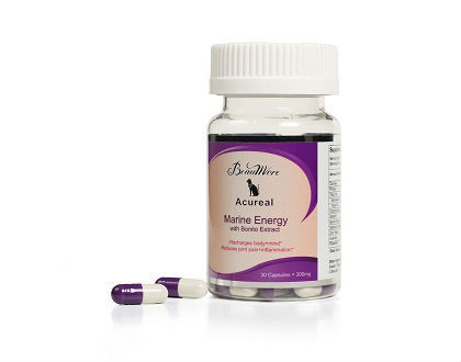 BeauMore Marine Energy Gout Relief Supplement for Gout Relief