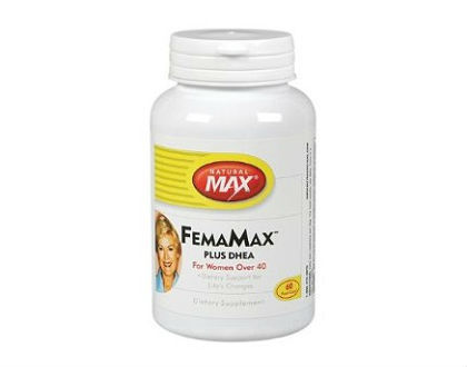 FemaMax Plus DHEA Natural Max