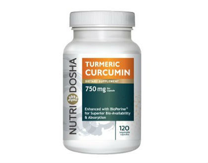Nutri Dosha Turmeric Curcumin supplement