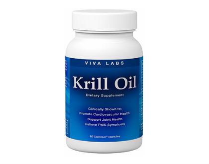 Viva Labs Krill Oil omega-3