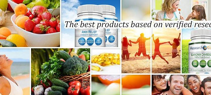 Research Verified Supplement for General Health and Well Being