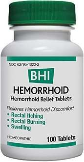 MediNatura BHI Hemorrhoid Relief Review