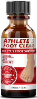 Athlete's Foot Clear Treatment for Athlete's Foot