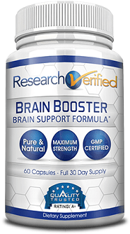 Research Verified Brain Booster Supplement to Promote Focus