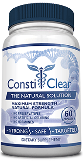 ConstiClear Supplement for Treatment of Constipation