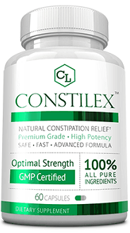 Constilex Supplement to Aid in the Relief of Constipation