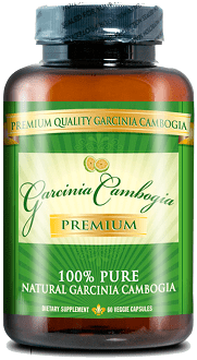 Garcinia Cambogia Premium Supplement for Appetite Suppression