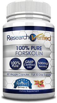ResearchVerified Forskolin Supplement for Weight Loss