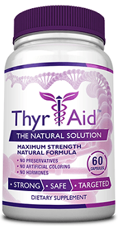 ThyrAid supplement for thyroid health