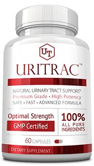 Uritrac UTI supplement