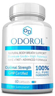 Odorol Supplement for Controlling Body Odor