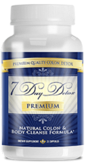 7 Day Detox Premium Supplement for Colon Cleanse