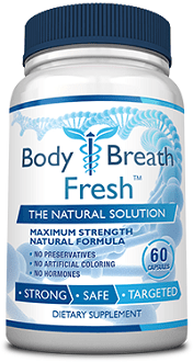 Body and Breath Fresh Supplement to Control Malodors