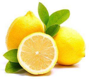 lemons help prevent gout