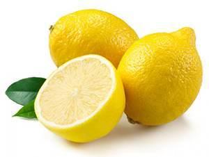 lemon helps Treat Fingernail Fungus