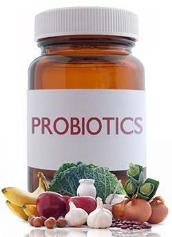 probiotics for treating yeast infection