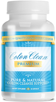 Colon Clean Premium Supplement to Aid Colon Health