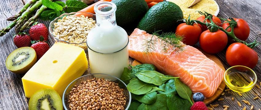 food and hair health