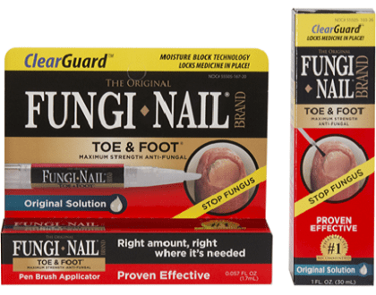 Clear Guard Fungi-Nail Review